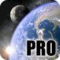 Earth & Moon in HD Gyro 3D PRO 1.0.7