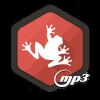 Frog MP3 FLAC Downloader Pro apk icon