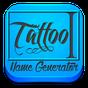 Nombre Tattoo Diseño generador 6.02 APK