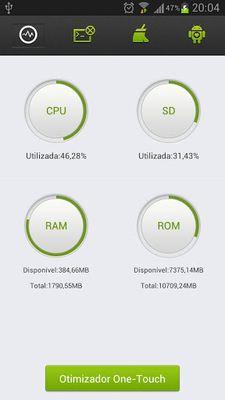 Optimization Master screenshot apk 1