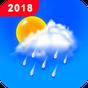 พยากรณ์อากาศ - บารอมิเตอร์สภาพอากาศอุณหภูมิและ 1.5.0