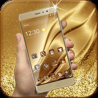 Gold Luxury Deluxe Theme icon
