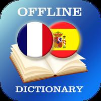 Icône de Dictionnaire français-espagnol