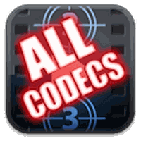 Ícone do All codecs for Archos Video