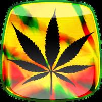 Ikona apk Rasta Marihuana Tapety