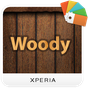 XPERIA™ Woody Theme 1.2.1