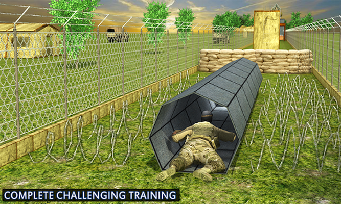 US Army Training Mission Game Android - Free Download US