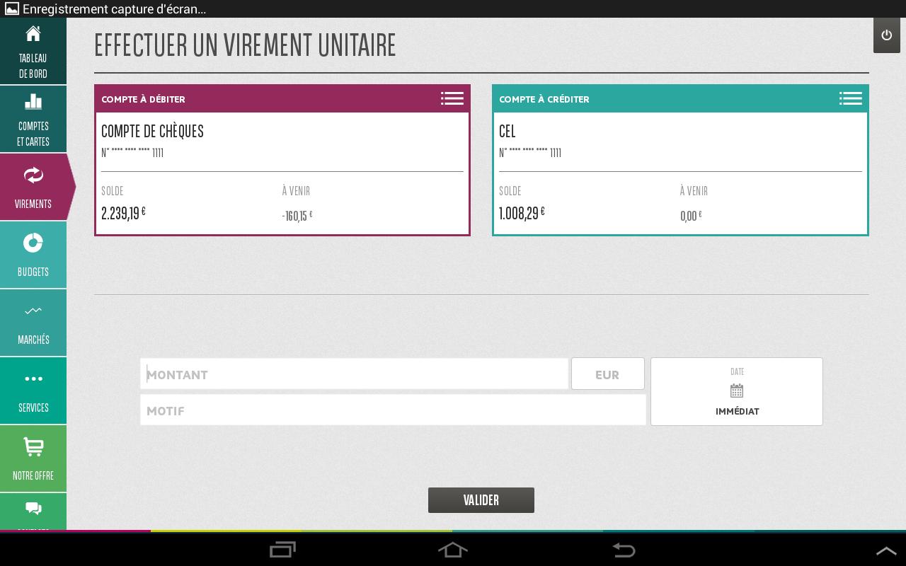 Mes Comptes Bnp Paribas Android Telecharger Mes Comptes Bnp