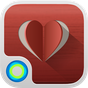 Simple and Red Tema Hola 4.0.2 APK
