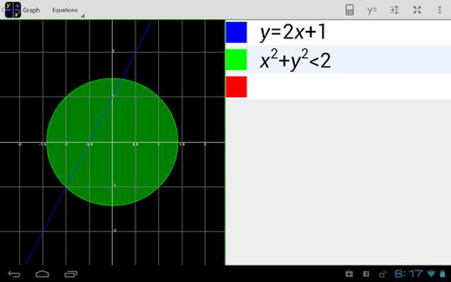 MathAlly Graphing Calculator Video