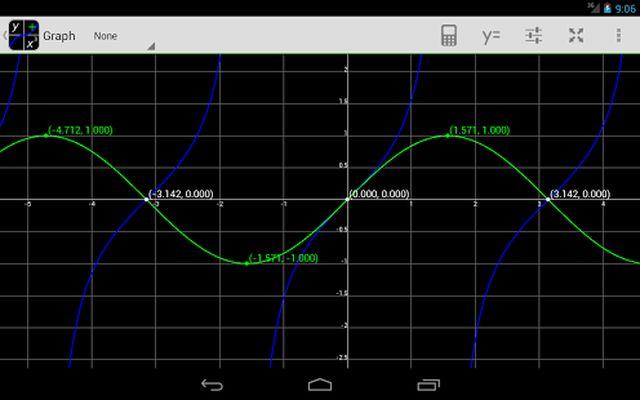 MathAlly Graphing Calculator Screenshot Apk 1