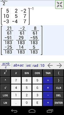 MathAlly Graphing Calculator Screenshot Apk 6