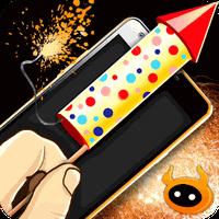 Simulator Fireworks New Year apk icono