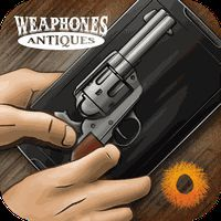 Ícone do Weaphones™ Antiques Gun Sim