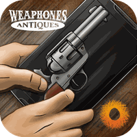 Ícone do Weaphones™ Antiques Gun Sim