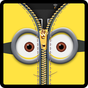 Zipper Lock Screen Yellow v0.0.11 APK