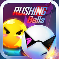 Ícone do apk Rushing Balls