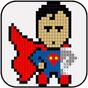 Superhero Coloring : Color By Number 1.0