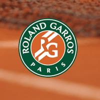 Ícone do Paris Roland Garros ATP Tennis
