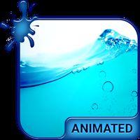 Sıçrama Animasyonlu Klavye Simgesi