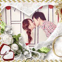 Ícone do apk Amor Molduras
