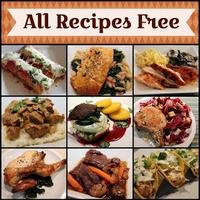 Иконка All Recipes Free