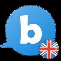 Ícone do Aprenda inglês com busuu