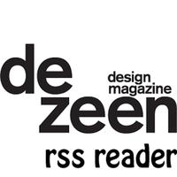Dezeen Magazine RSS Reader apk icon