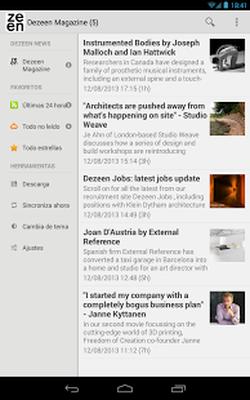 Download Dezeen Magazine RSS Reader 2 901 5 free APK Android
