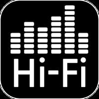 LG Hi-Fi Status 아이콘