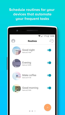 Yeti - Smart Home Automation Android - Free Download Yeti