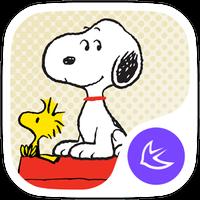 Snoopy theme for APUS apk icon