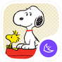 Snoopy theme for APUS 2 APK