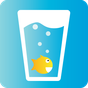 Beba água - Aquário