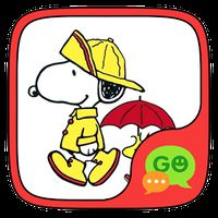 Ícone do apk (FREE) GO SMS SNOOPY THEME