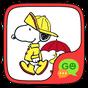 (FREE) GO SMS SNOOPY THEME 3.3.1 APK