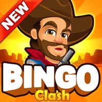 Bingo Clash - Free Live Bingo icon