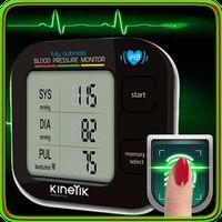 Finger Blutdruck Witz APK Icon