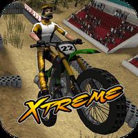 Ícone do Trial Bike Extreme Classic
