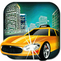 Ícone do apk Taxi in New -York Traffic Game