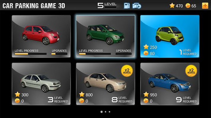 Car Parking Game 3d Real City Driving Challenge Android Free