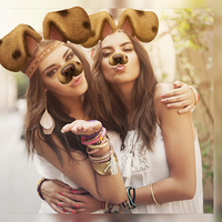 Ícone do Selfie Camera Fun Dog Filters