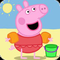 Peppa Pig's Holiday apk icon