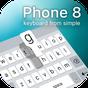 Phone 8 Emoji Keyboard  APK