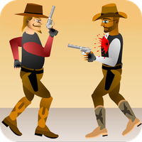 Western Cowboy Gun Blood APK icon