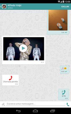 Wiper: Private Calls & SMS Screenshot Apk 1