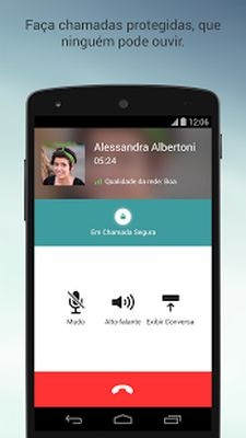 Wiper: Private Calls & SMS Screenshot Apk 3