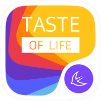 Taste of Life theme for APUS apk icon