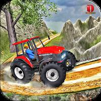 Drive Tractor Offroad Cargo- Farming Games icon