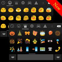 Cute Emoji Keyboard-Emoticons APK icon